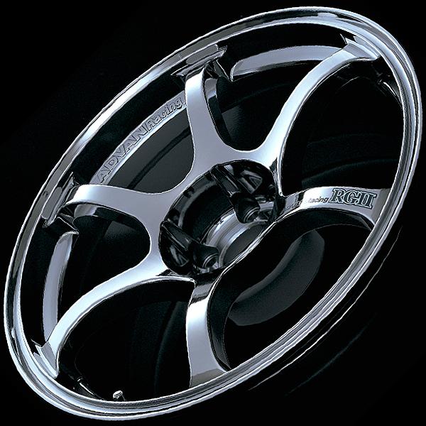 """Advan Racing RGII 15"""" Wheel"""