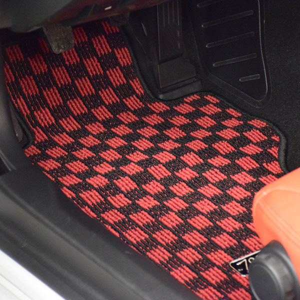 Zero Small Square Floor Mats