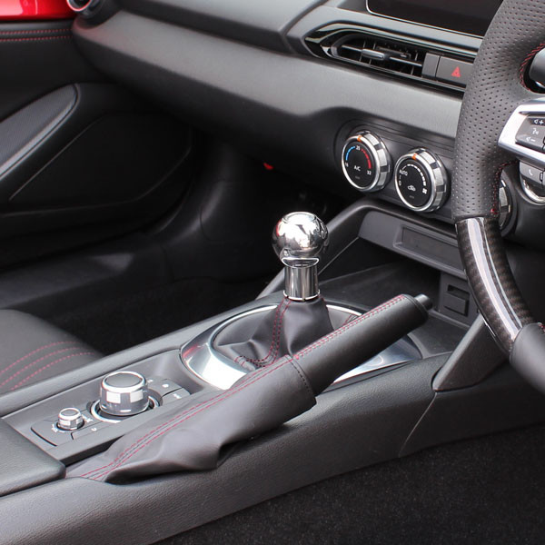 REAL Japan Stainless Shift Knob