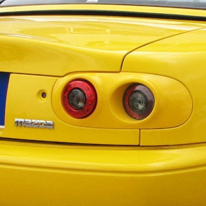 Esqueleto LED Tail Lights
