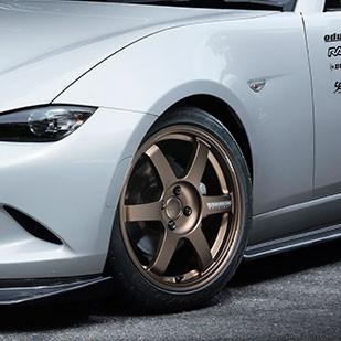 "Rays Volk Racing TE37 Saga 17"" Wheel"