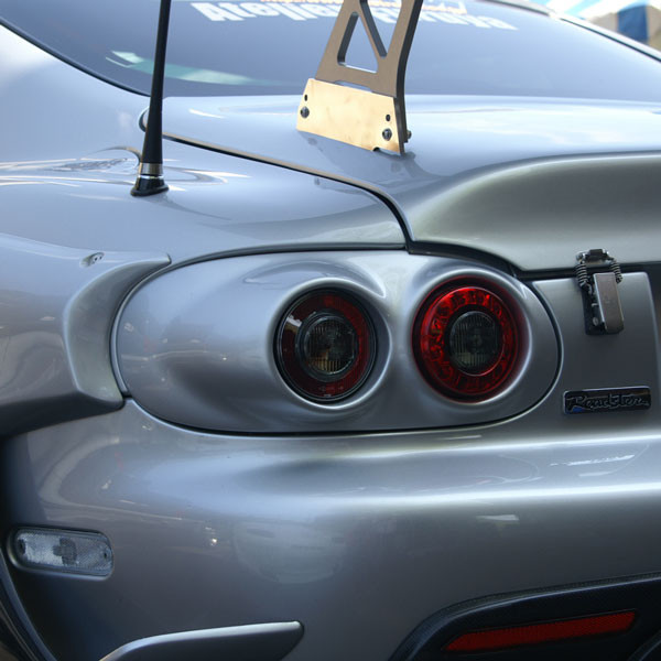 Esqueleto Tail Lights