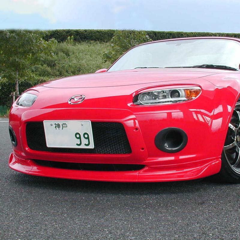 Mazda 06 For Sale: TUCKIN99 Front Lip For Mazda Miata MX-5 NC 06-08