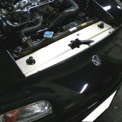 Beatrush Radiator Cooling Panel For Miata MX5 MX-5 89-05 JDM Roadster : REV9 Autosport