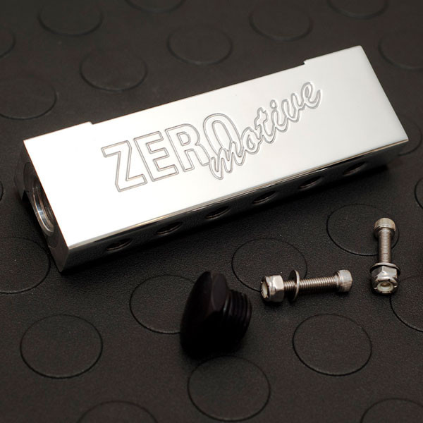 Zeromotive Vacuum Block  For Miata MX5 MX-5 ALL YEARS JDM Roadster : REV9 Autosport