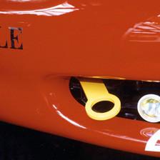 Beatrush Yellow Tow Hooks For Miata MX5 MX-5 89-05 JDM Roadster : REV9 Autosport
