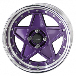 "AME OSS Star 17"" Wheel"
