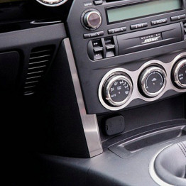 Zeromotive Radio Console Trims