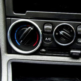 Zeromotive Air Conditioning Panel Rings