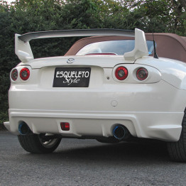 Esqueleto Ultimate Rear Skirt