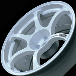 "Advan Racing RGII 17"" Wheel"