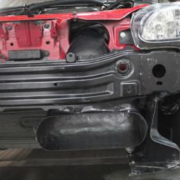 Garage Vary Ram Air Duct