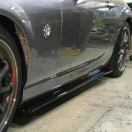 Jet Stream Clubman R Side Steps