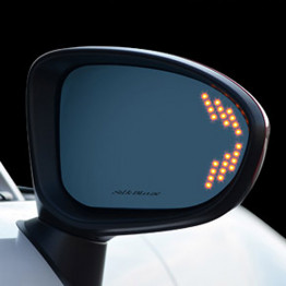Silk Blaze LED Side Mirror Glasses
