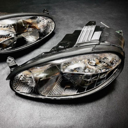Shinkai Racing Black Housing Headlights