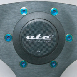 ATC Titanium Steering Wheel Bolts