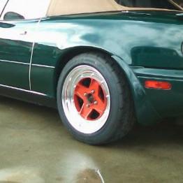 """SSR MK-II 15"""" Wheel"""