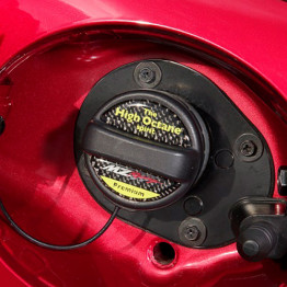 MZ Racing Fuel Cap Stickers