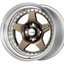 "Work Meister CR01 16"" Wheel"