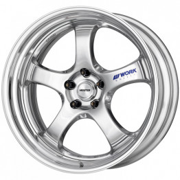 "Work Meister S1R 17"" Wheel"
