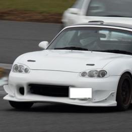 NOPRO GT-Spec Type-N Front Bumper
