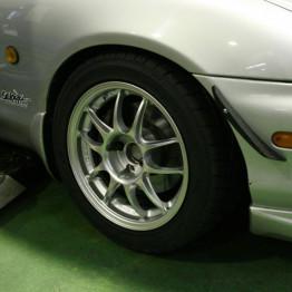 "Enkei Racing PF01 15"" Wheel"
