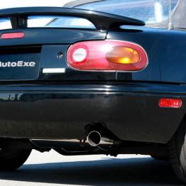 Integral Kobe N1 Spec Exhaust  For Miata MX5 MX-5 98-05 JDM Roadster : REV9 Autosport