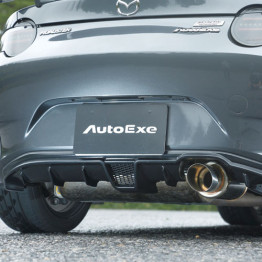 Autoexe ND-06S Rear Diffuser