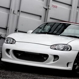 S2 Racing Codename-03 Front Bumper