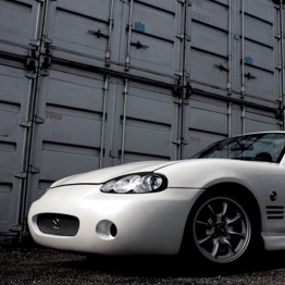 S2 Racing Codename-07 Front Bumper