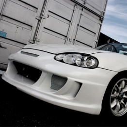 S2 Racing Codename-09 Front Bumper