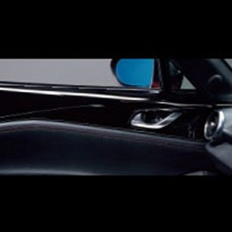 Mazda Door Upper Trims