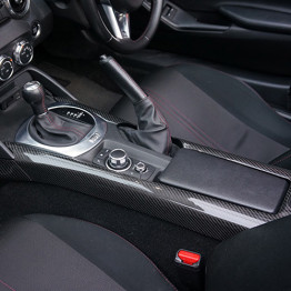 Axis Parts Center Console