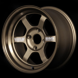 "Rays Volk Racing TE37v 10th Anniversary 15"" Wheel"