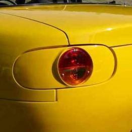 TRAP Classic Tail Lights For Miata MX5 MX-5 89-97 JDM Roadster : REV9 Autosport
