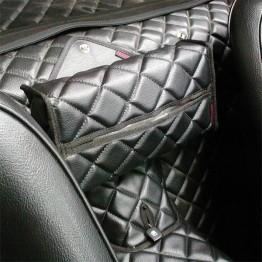 Nakamae Quilted Kleenex Box Cover For Miata MX5 MX-5 89-05 JDM Roadster : REV9 Autosport