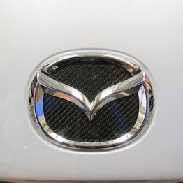 HASEPRO Carbon Emblem