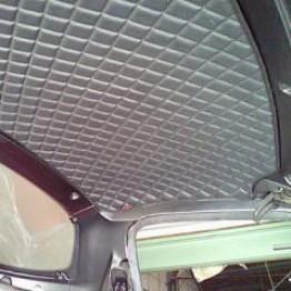 Nakamae Quilted Hardtop Headliner For Miata MX5 MX-5 89-05 JDM Roadster : REV9 Autosport