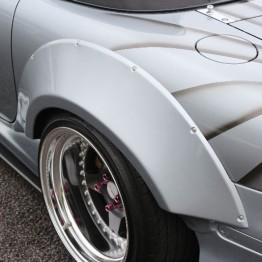 Shorin Rear Fender Flares