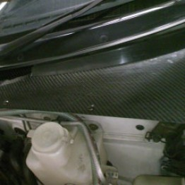 Jet Stream Carbon Cowl Panel