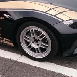 """Enkei Racing RPF1 Wheels 16"""" Wheel"""