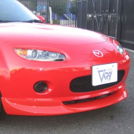 Garage Vary Front Lip For Miata MX5 MX-5 06-12 JDM Roadster : REV9 Autosport
