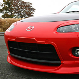 Garage Vary Front Bumper Grille For Miata MX5 MX-5 06-08 JDM Roadster : REV9 Autosport