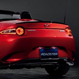 Mazdaspeed Rear Spoiler