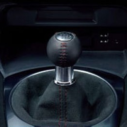 Mazdaspeed Suede Shift Boot