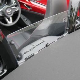 Mazdaspeed Windblocker
