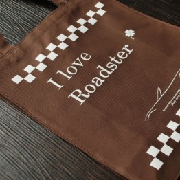 "S2 Racing ""I love Roadster"" Tote Bag"