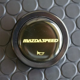 Mazdaspeed Horn Button