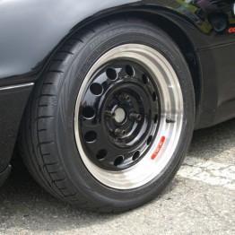 "Car Make Corn's Aluminum CMC-01 15"" Wheel"