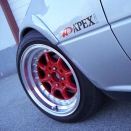 REV9 OE-Style Fender Flares For Miata MX5 MX-5 89-97 JDM Roadster : REV9 Autosport